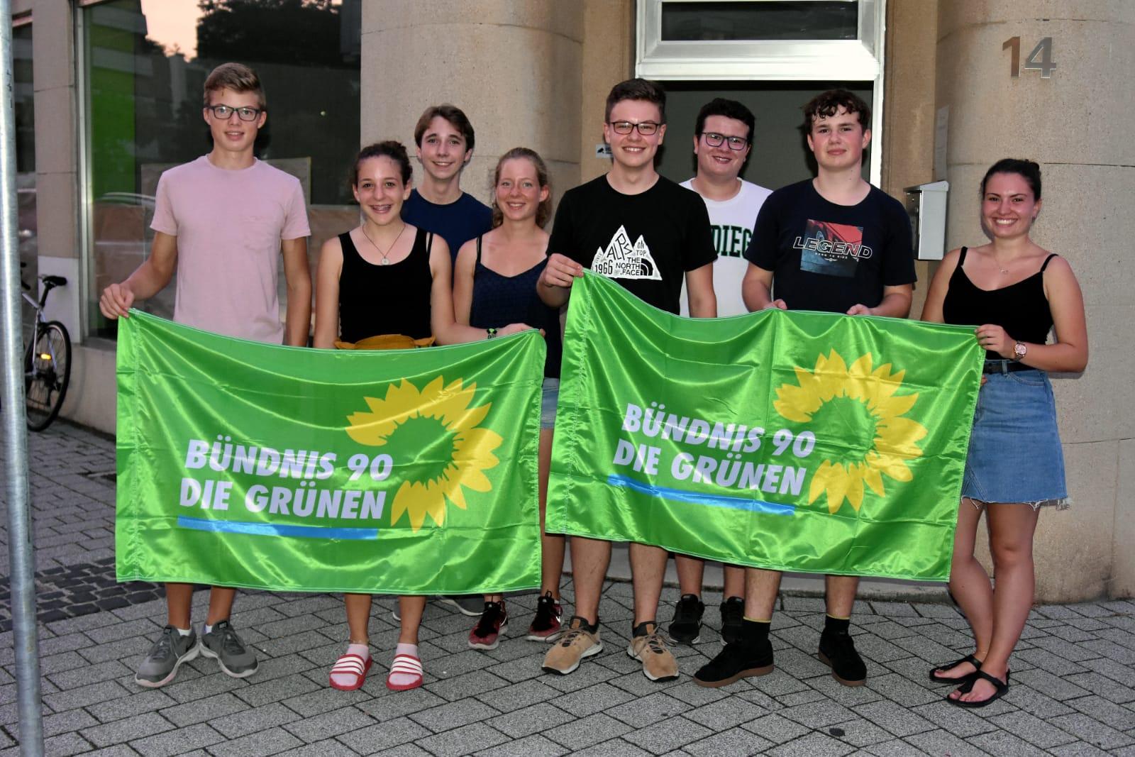 GRÜNE Jungend Speyer: Gründungsveranstaltung