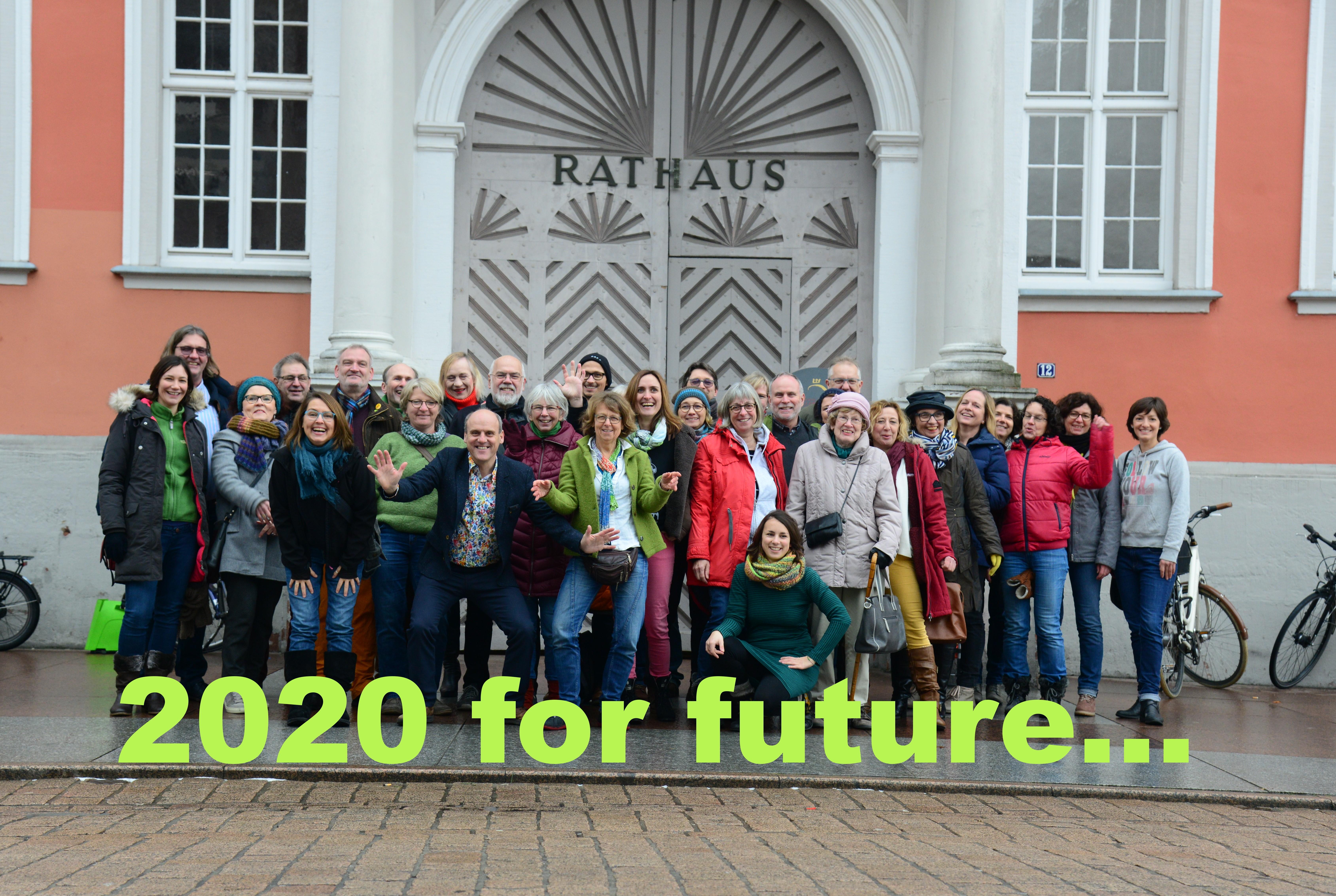 2020 for future
