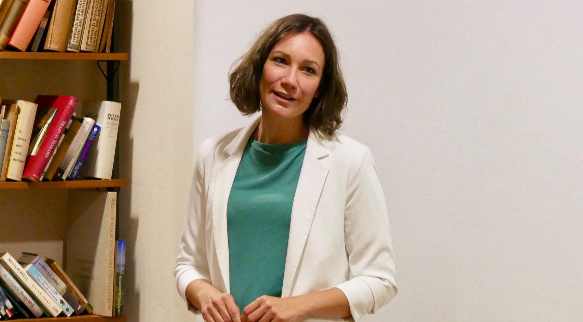 Direktkandidatin Anne Spiegel einstimmig bestätigt