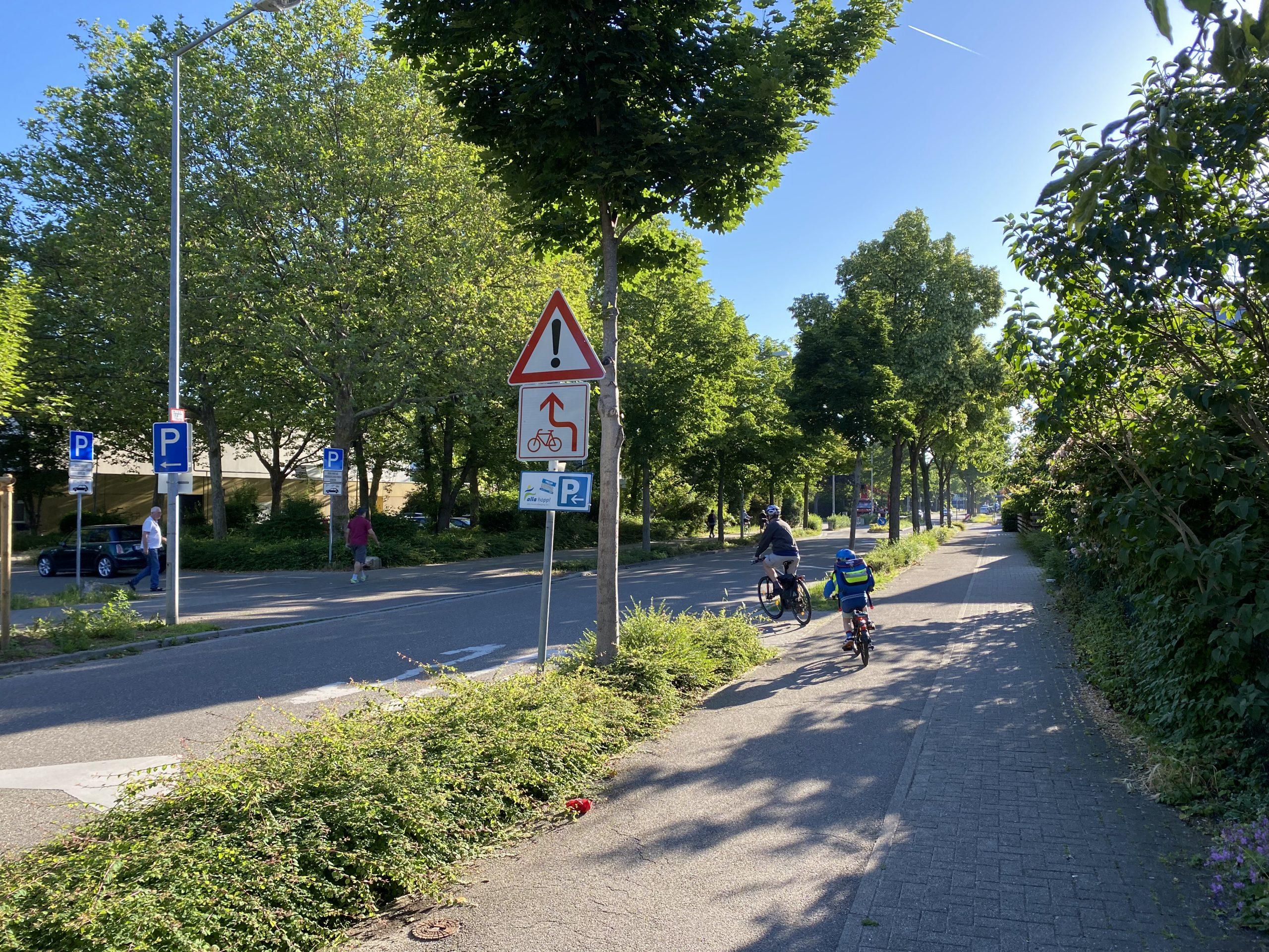 Pressemitteilung: GRÜNE fordern mehr Sicherheit durch Fahrradstraßen vor Speyerer Schulen